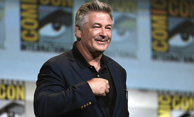 Actors Robert DeNiro and Alec Baldwin (pictured) are giving some fundraising help to a Democrat hoping to unseat Republican Sen. Roger Wicker of Mississippi.