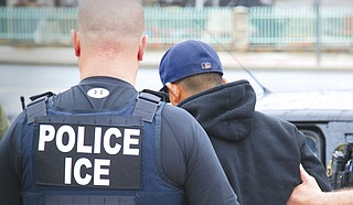 Immigration authorities in Louisiana and Mississippi have filed nearly 3,000 deportation proceedings in the first three months in 2018, data from Syracuse University show.