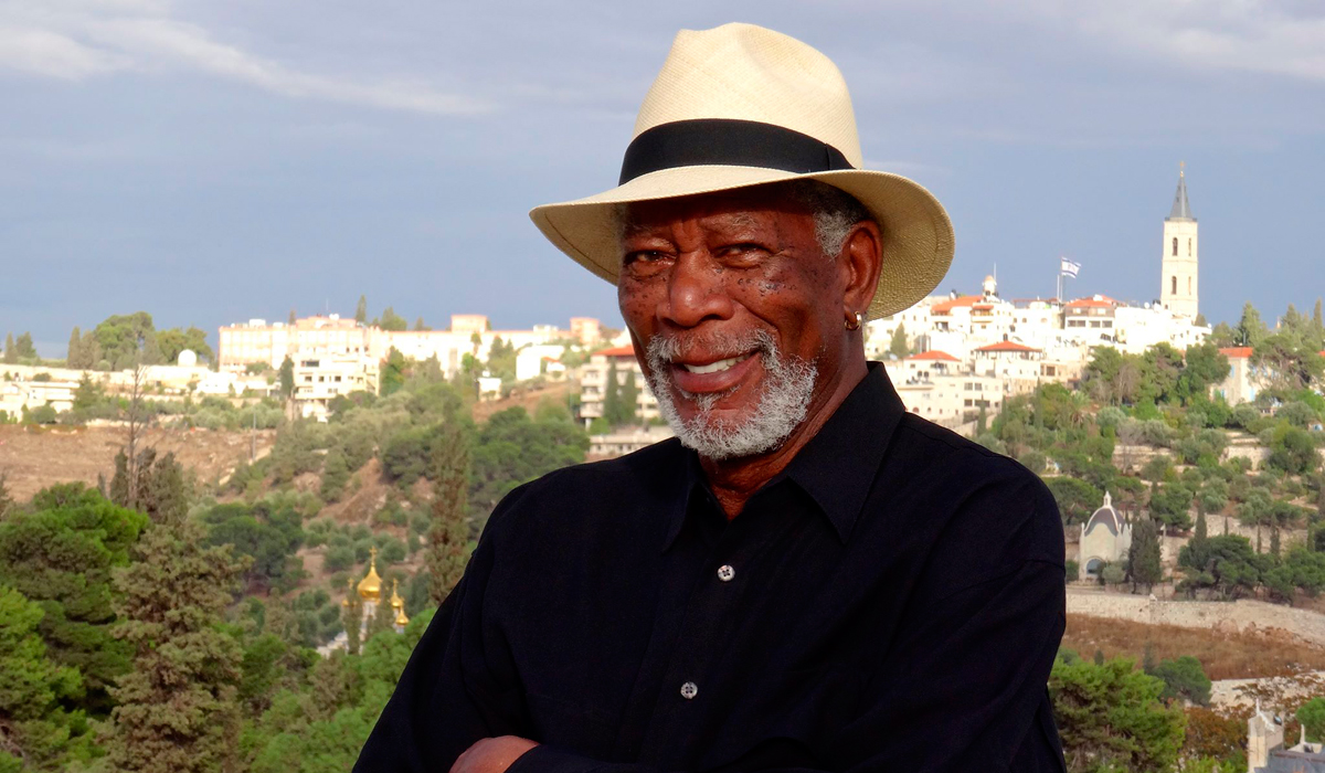 Morgan Freeman Apologizes in Wake of Harassment Accusations