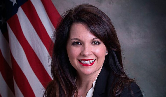 Morgan Dunn is a local business owner and health care business consultant running to replace Rep. Gregg Harper in the House of Representatives.