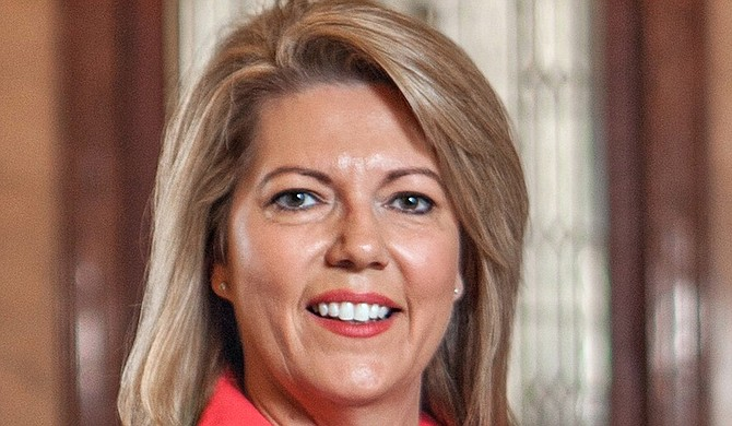 Sen. Sally Doty is the only current politician in the Republican race to represent District 3 in Congress; she faces a crowded primary on June 5.