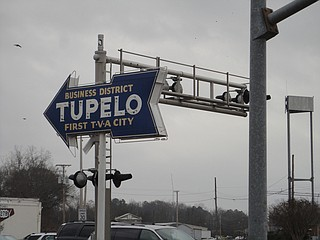 The Northeast Mississippi Daily Journal reports that a dome was inflated Wednesday at the new Tupelo High School gym. The roof will be reinforced with rebar and concrete, and the building should withstand winds of up to 250 miles per hour.