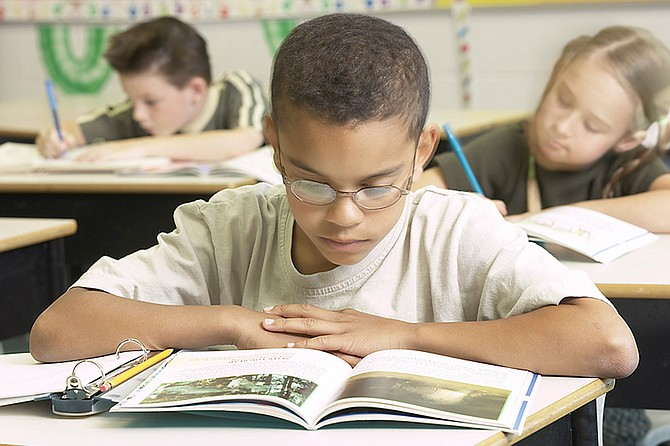 In the 2017-2018 school year, more than 93 percent of third graders passed the third grade reading test, which is required for students to be promoted to fourth grade.