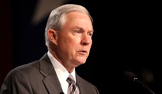 Attorney General Jeff Sessions said in a letter to Congress on Thursday that Trump, who campaigned on repealing the law and nearly did so his first year in office, approved the legal strategy.