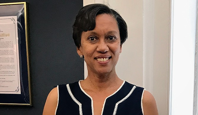 At a June 11 press conference, the City of Jackson announced that Michelle L. Thomas is stepping in to help the City through the budget process and assist Robert Blaine, the CAO and now interim director of the Department of Administration and Finance.