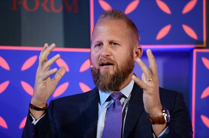 Brad Parscale, Trump's campaign manager, is a part owner of Data Propria's parent company, a publicly traded firm called Cloud Commerce that bought his digital marketing business in August.