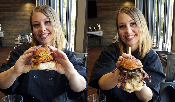 Alivia Ashburn-Townsend, a local private chef and owner of Jackson Culinary Concierge, says she wants to see the food scenes in the Capital City and Mississippi as a whole grow in the types of cuisine on display.