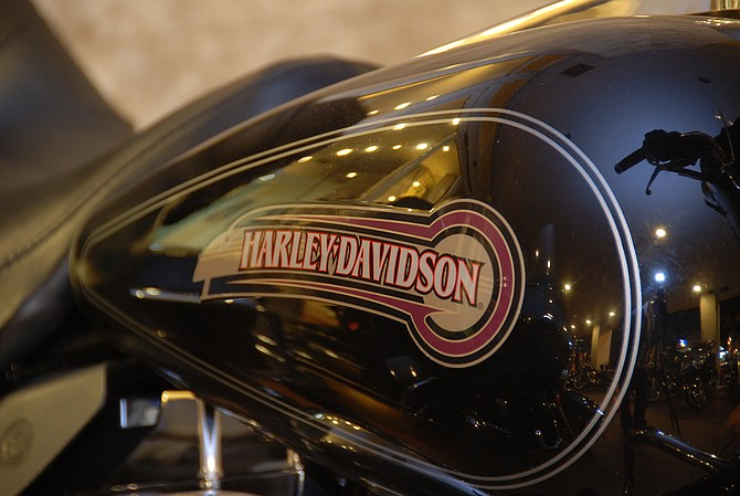 Harley-Davidson, up against spiraling costs from tariffs, will begin to shift the production of motorcycles headed for Europe from the U.S. to factories overseas.