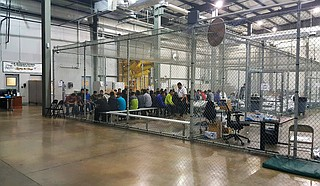"""More than 2,000 children were separated from their parents by U.S. immigration authorities at the border this spring before Trump reversed course on June 20 amid an international outcry. Last week, U.S. Health and Human Services Secretary Alex Azar said there were """"under 3,000"""" separated children in all."""
