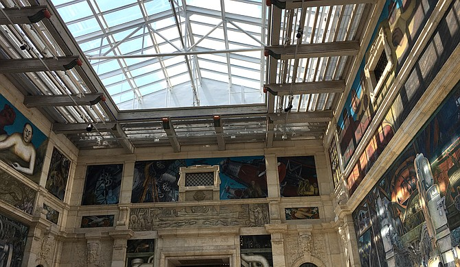 Detroiters have a lot to be proud of, including the Detroit Institute of Arts, which not only covers periods of art history. It also tells some of the city's complicated, difficult history through art.