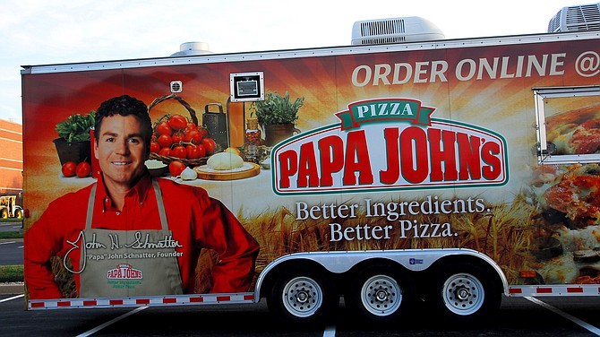 Papa John's founder John Schnatter has resigned as chairman of the board. The company made the announcement late Wednesday, hours after Schnatter apologized for using a racial slur during a conference call in May.