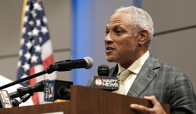 Mike Espy, a Democrat running for Thad Cochran's seat in the U.S. Senate, has campaigned heavily on support for Mississippi farmers, whom he says President Donald Trump's trade policies have hurt.