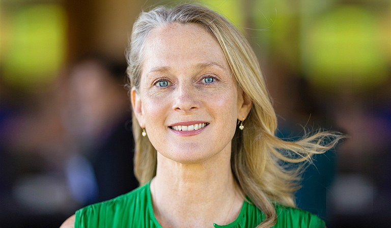 """""""Orange Is the New Black"""" author Piper Kerman's experiences in a women's prison have been a catalyst for her work in criminal-justice reform."""