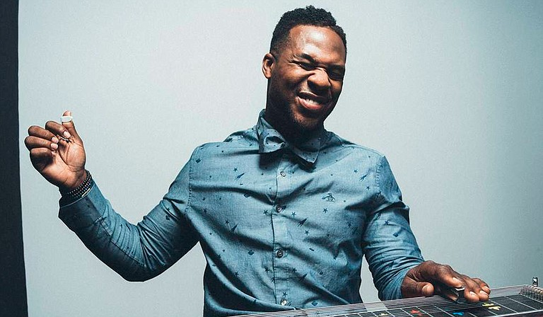 Robert Randolph & the Family Band perform as part of the 14th annual Bright Lights Belhaven Nights on Saturday, Aug. 11.