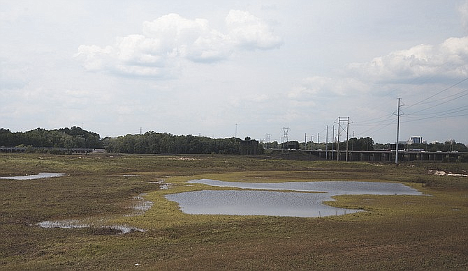 """Representatives of Mississippi's Rankin-Hinds Pearl River Flood and Drainage Control District said the $350 million reservoir plan could lessen flood concerns for Jackson. The project would move an underwater dam downstream and shift levees, creating the reservoir """"lake"""" on the Pearl River east of Jackson."""