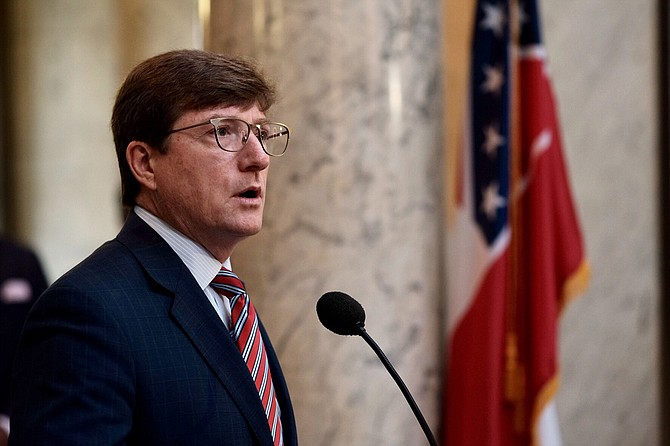 Mississippi House Minority Leader Rep. David Baria, D-Bay St. Louis, voted against the state's lottery bill that passed Tuesday, Aug. 28, because it includes no funds for education.