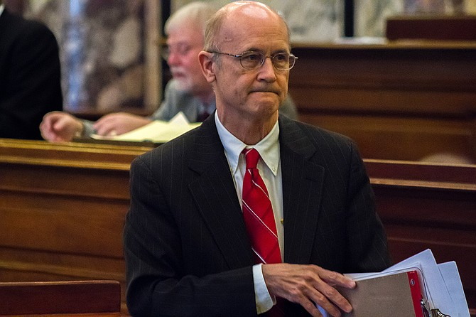 Several longtime Democratic lawmakers, including Sen. Hob Bryan (pictured) of Amory and Rep. Steve Holland of Plantersville, said too few senators or representatives had a chance to be meaningfully involved in vetting issues all were asked to consider in a short time.