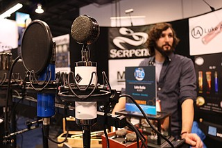 Flora, Miss., native Allen Luke turned his years of tinkering with musical equipment into a full-time career as the founder of Luke Audio in Nashville, Tenn.