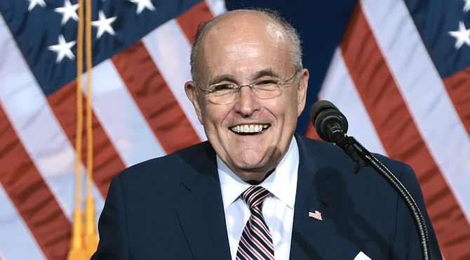 Rudy Giuliani, President Donald Trump's attorney, told the Associated Press that Trump will not answer federal investigators' questions, in writing or in person, about whether he tried to block the probe into Russian interference in the 2016 election.