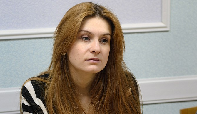Maria Butina is accused of working as an undeclared foreign agent, based on FBI suspicions that she and patron Alexander Torshin sought to infiltrate the NRA and build a long-term influence campaign with the American right. She has pleaded not guilty.
