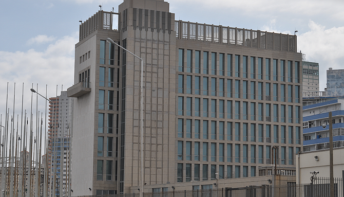 Twenty-five U.S. Embassy workers in Cuba, as well as one at the U.S. consulate in Guangzhou, China, have been affected by mysterious health incidents that began in the fall of 2016. The range of symptoms and diagnoses includes mild traumatic brain injury, also known as concussion.