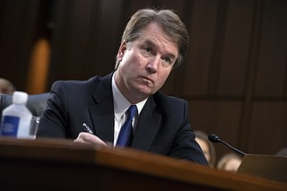 Brett Kavanaugh; J. Scott Applewhite, AP