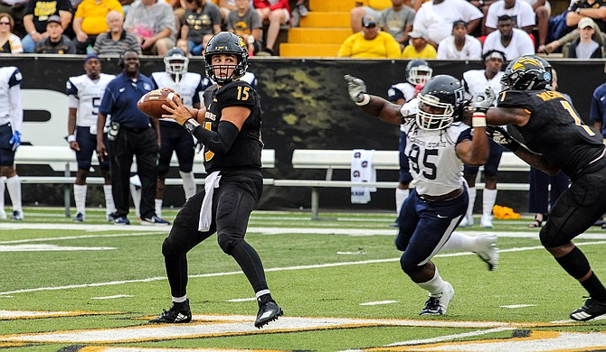 Jack Abraham; photo courtesy USM Athletics