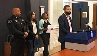 Mayor Chokwe Antar Lumumba announced on Friday, Sept. 28, that he would soon sign an executive order adopting a 72-hour name-release policy following officer-involved shootings in the City of Jackson.