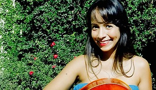 New York-native musician Veronica Parrales has served as the principal cellist with the Mississippi Symphony Orchestra since 2016 and also plays as part of the Diamond Trio. Photo courtesy Veronica Parrales