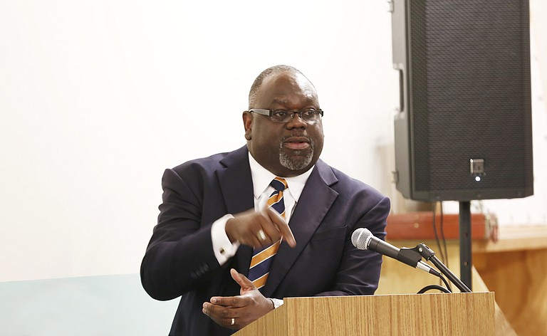 U.S. District Judge Carlton Reeves (pictured) appointed Allyson Mills to collect assets to repay investors in the $100-million-plus Madison Timber Ponzi scheme.