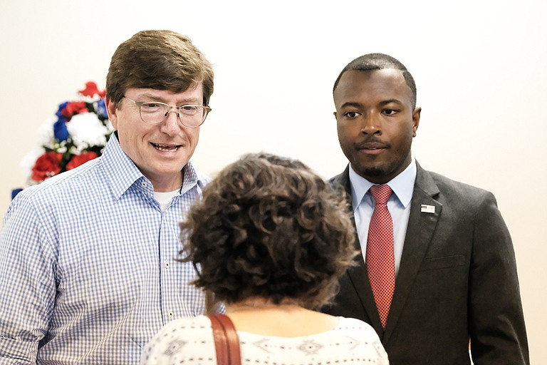 Individual donors drove fundraising for Democratic U.S. Senate candidate David Baria (left) and Democratic 4th district congressional candidate Jeramey Anderson (right) in the final quarter before the Nov. 6 elections.