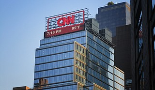 On Wednesday, a police bomb squad was sent to CNN's offices in New York City and the newsroom was evacuated because of a suspicious package. Photo courtesy Wikimedia Commons/Billy Hathorn