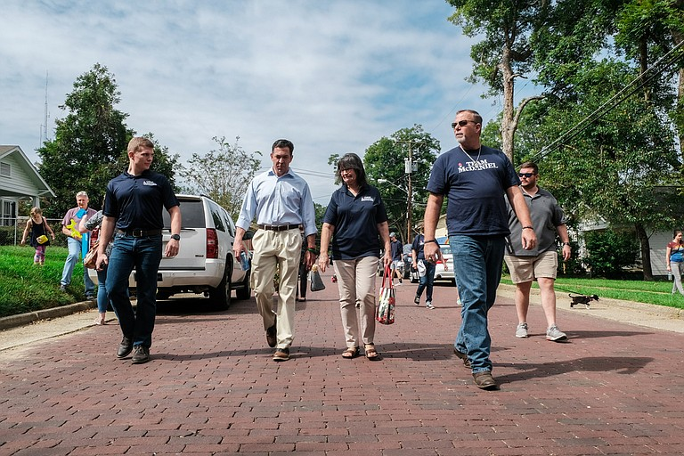 Billionaire GOP donor Robert Mercer gave $500,000 to a PAC supporting U.S. Senate candidate Chris McDaniel.