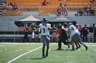 Photo courtesy Delta State University Athletics
