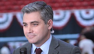The White House has suspended the press pass of CNN correspondent Jim Acosta after he and President Donald Trump had a heated confrontation during a news conference. Photo courtesy Flickr/Gage Skidmore