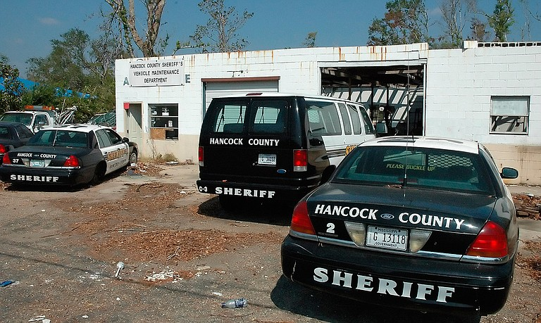A lawsuit alleges that the Hancock County Sheriff's Office detained a family after racially profiling them on suspicions that they were in the country illegally. Photo courtesy John Wilkerson/AP