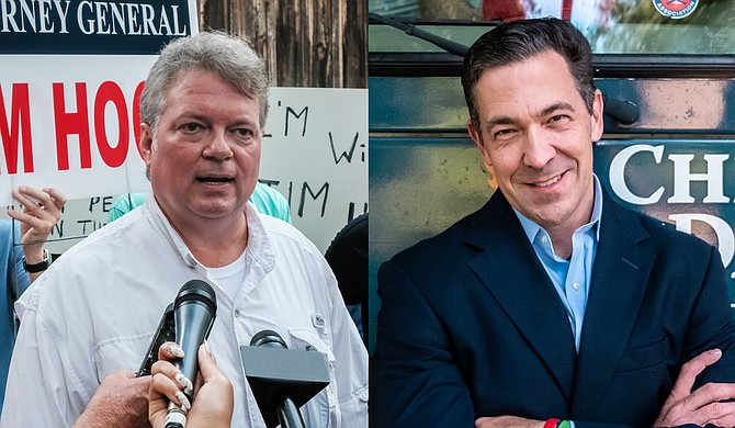 After failing in his most recent U.S. Senate bid, Mississippi State Sen. Chris McDaniel, R-Ellisville, signaled he may run for governor in 2019. State Attorney General Jim Hood, a Democrat, launched his campaign in October.