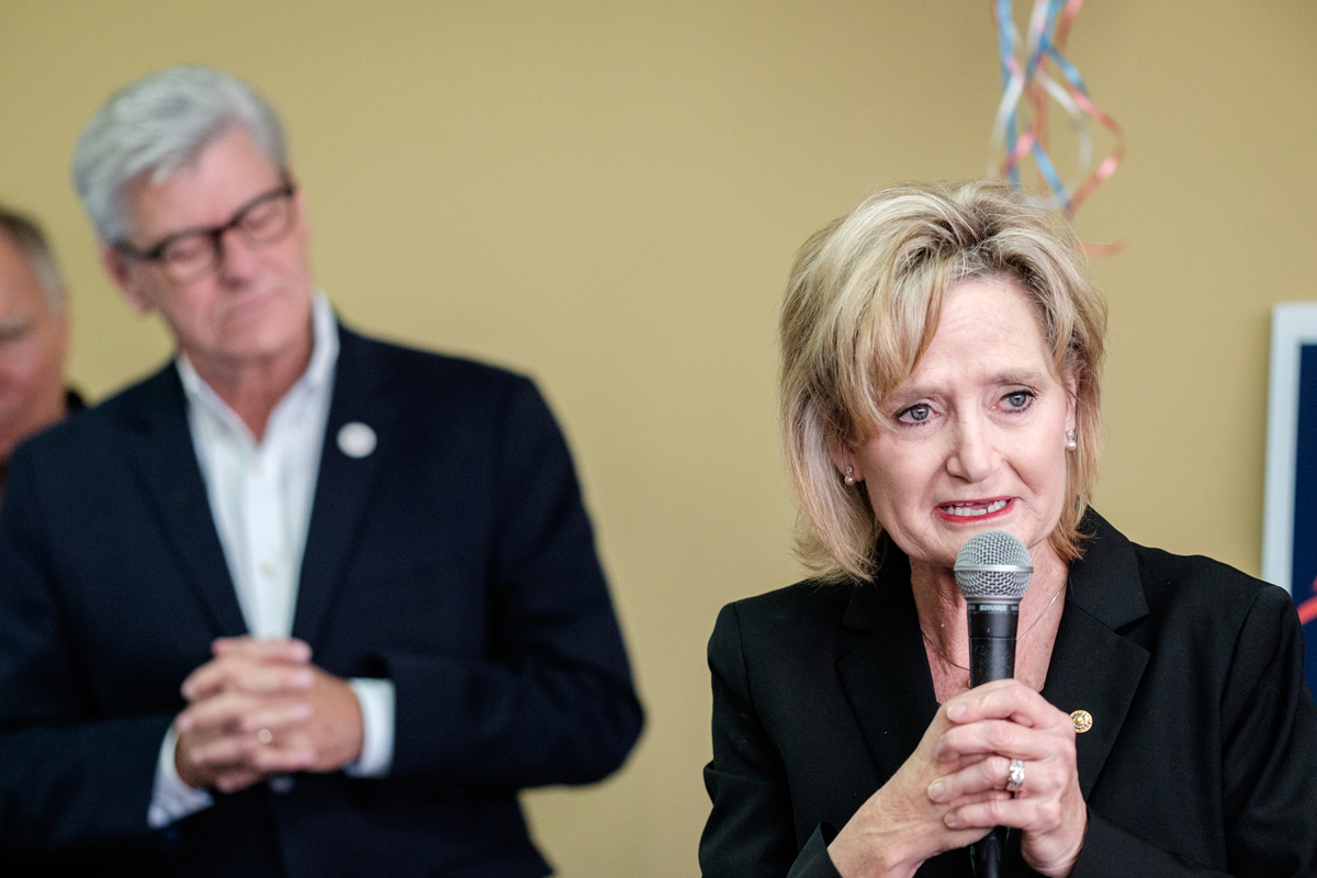 OPINION: Cindy Hyde-Smith's Words Are Unacceptable