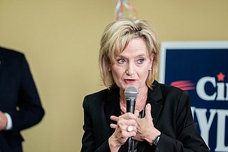 Cindy Hyde-Smith is telling you exactly who she is—just listen to her.