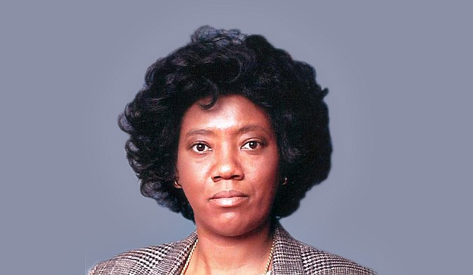 Jackson State University alumna Annie Rene Harris Slaughter recently established a $100,000 endowment at the university in honor of her late mother, who was also a JSU alum. Photo courtesy JSU