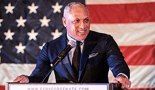 Democrat Mike Espy filed for a rematch with Republican U.S. Sen. Cindy Hyde-Smith on Nov. 30, 2018, just three days after losing a bid to unseat her.