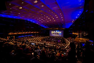 "The Mississippi Symphony Orchestra, with special guest conductor Ron Spigelman, will perform the music of ""Harry Potter and the Sorcerer's Stone"" live during a screening of the film on Jan. 19-20 at Thalia Mara Hall. Photo courtesy Cineconcerts"