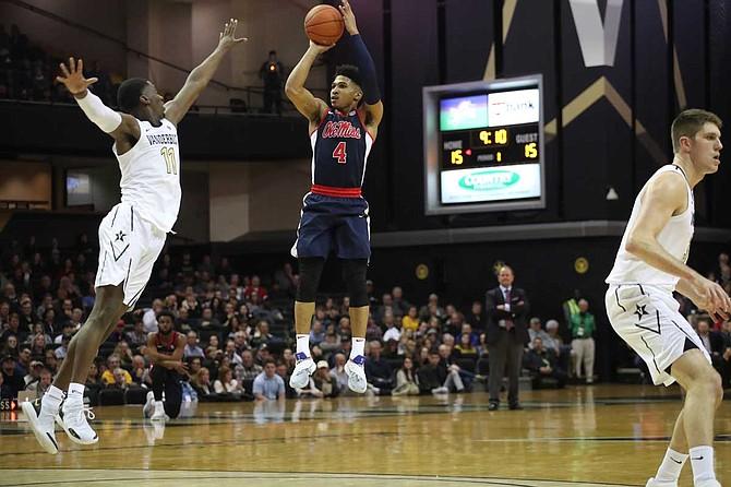 Photo courtesy University of Mississippi Athletics