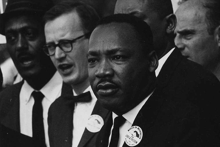 Mississippi State University will honor Martin Luther King Jr.'s life and legacy as a minister, humanitarian and civil-rights activist during the school's 25th annual Unity Breakfast and Day of Service on Monday, Jan. 21. Photo courtesy U.S. National Archives Records Administration
