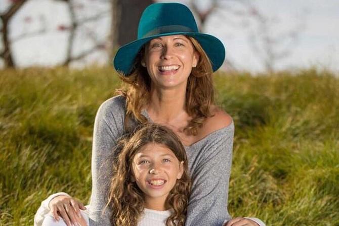 Meg Weidner and her daughter, Lexie Weidner Photo courtesy Bill Nichols