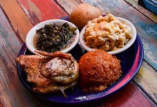 Georgia Blue plate lunch Trip Burns/File Photo