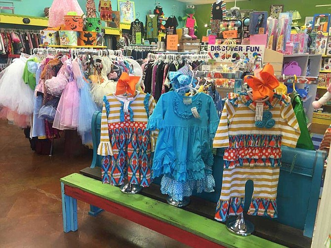 Photo courtesy Leap Frog Children's Consignment & More