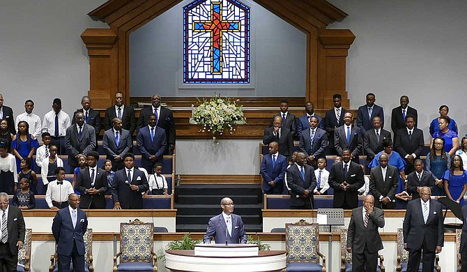 """New Hope Baptist Church will host its eighth annual """"Back in the Day"""" Black History Month celebration every Thursday during February. Photo courtesy New Hope Baptist Church"""