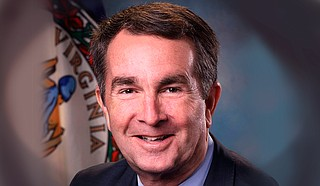 """""""The most troubling thing about the scandal around Virginia Gov. Ralph Northam isn't his racist yearbook photo. It's not his continually shifting story. It's not even the fact that he considered moonwalking during a news conference about the incident. The most disturbing element, to me, is the number of people defending his behavior and demanding that he be given a second chance."""" Photo courtesy State of Virginia"""