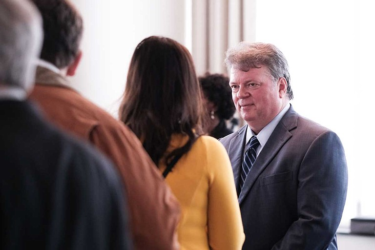 Attorney General Jim Hood said he has never worn blackface, but urged voters to judge him and his likely Republican opponent, Lt. Gov. Tate Reeves, by their current records on race and civil rights—not by what they did in college.